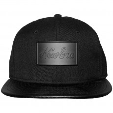 Casquette Strapback New Era - 9Fifty NE Bob Classic - Black