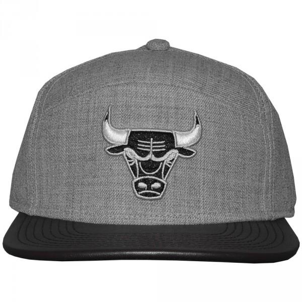 Casquette Chicago Bulls Grise