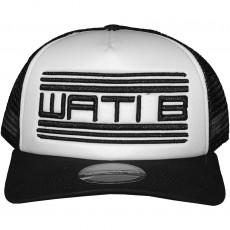 Casquette Trucker Wati B - Trucker 2 Tone - White / Black