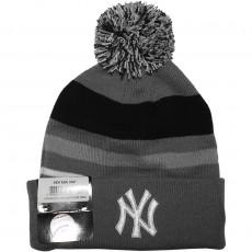 Bonnet New Era - MLB Stripe Out 2 - New York Yankees - Grey / Navy