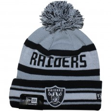 Bonnet New Era - NFL Team Jake - Oakland Raiders - Black / Grey / White