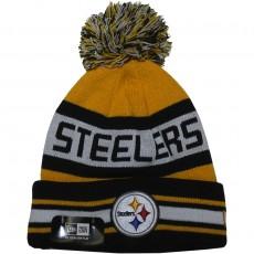 Bonnet New Era - NFL Team Jake - Pittsburgh Steelers - Black / Yellow / White