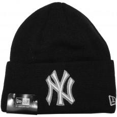 Bonnet New Era - MLB Lic Over Cuff - New York Yankees - Navy