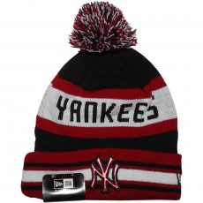 Bonnet New Era - MLB Fash Jake - New York Yankees - Scarlet / Black / White