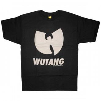 The Wu-Tang Brand T-Shirt - WBL Logo Tee - Black Grey