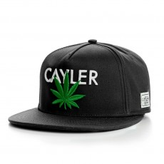 Casquette Snapback Cayler And Sons - Cayler Cap - Black / Green / White