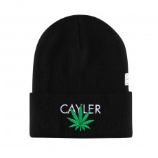 Bonnet Cayler And Sons - Cayler Beanie - Black / Green / White