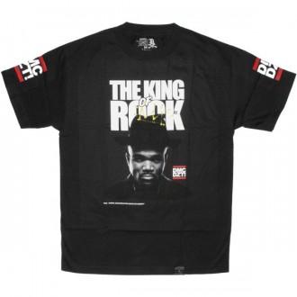 DISSIZIT! T-shirt - King Of Rock - Black