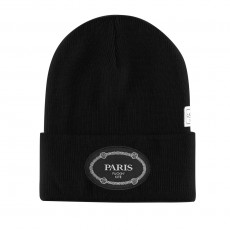 Bonnet Cayler And Sons - Paris Beanie - Black / White