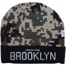 Bonnet Cayler And Sons - Marcy Beanie - Digi Camo / Black / White