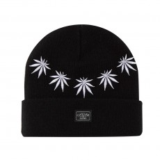 Bonnet Cayler And Sons - Fuck Yeah Beanie - Black / White