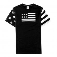 T-Shirt Cayler And Sons - V$A Tee - Black / White