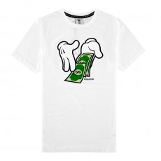 T-Shirt Cayler And Sons - Rainmaker Tee - White / Green