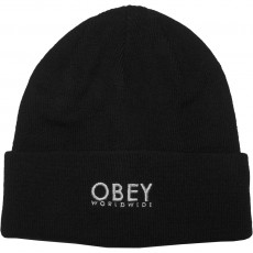 Bonnet Obey - Anvers Beanie - Black