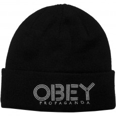 Bonnet Obey - Freestyle Beanie - Black