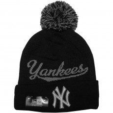 Bonnet New Era - MLB Bobblescript 2  New York Yankees - Navy Blue