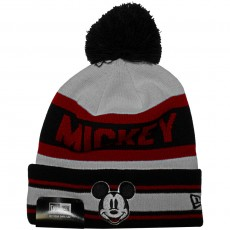 Bonnet New Era x Disney - Jake Mickey Mouse - Black / White / Red