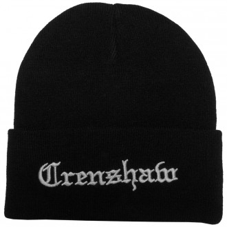 Bonnet Mitchell And Ness - All City Gothic Knit - Crenshaw - Black