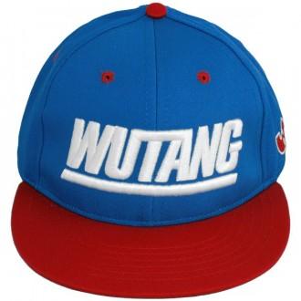Casquette Snapback Wu-Tang Brand - Team Wu Snapback - Blue