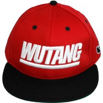 Casquette Snapback Wu-Tang Brand - Team Wu Snapback - Red