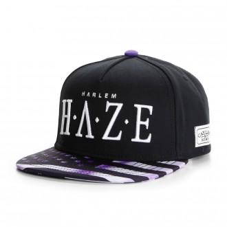 Casquette Snapback Cayler And Sons - Harlem Haze Cap - Black / Purple / White