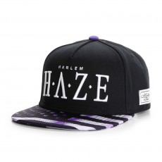 Casquette Snapback Cayler And Sons - Harlem Haze Cap - Black / Purple / White