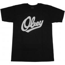T-Shirt Obey - Team Obey - Black
