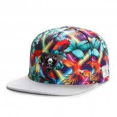 Casquette Snapback Cayler And Sons - Jungle Fever 2Tone Cap - Mc / Grey
