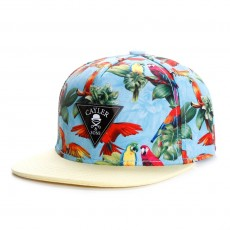 Casquette Snapback Cayler And Sons - Paradise 2Tone Cap - Mc / Yellow