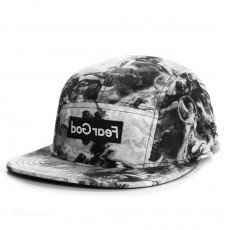 Casquette 5 Panel Cayler And Sons - Fear God 5 Panel Cap - Black / White