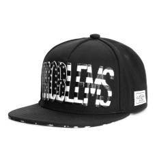 Casquette Snapback Cayler And Sons - Ninetynine Cap - Black / White