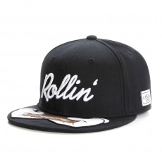 Casquette Snapback Cayler And Sons - Rollin Cap - Black / Mc
