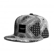 Casquette Snapback Cayler And Sons - Paiz Cap - Black / White