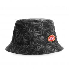 Chapeau Bob Cayler And Sons - Blunted Bucket Hat - Black Kush