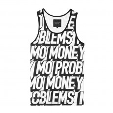 Débardeur Cayler And Sons - BL Mo Money Tank Top - Black / White