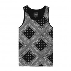 Débardeur Cayler And Sons - BL Paiz Tank Top - Black / White