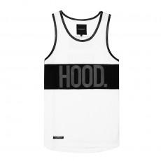 Débardeur Cayler And Sons - BL Hood Love Mesh Jersey - White / Black