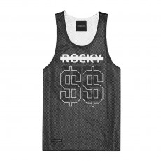 Débardeur Cayler And Sons - BL 54$$ Reversible Mesh Jersey - Black / White