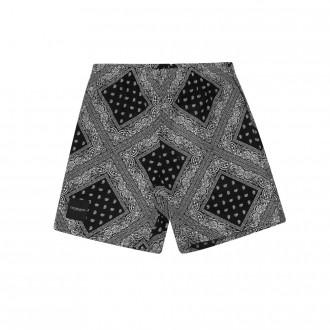 Short Cayler And Sons - BL Paiz Mesh Shorts - Black / White