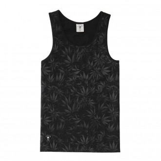 Débardeur Cayler And Sons - Mapled Tank Top - Black / White