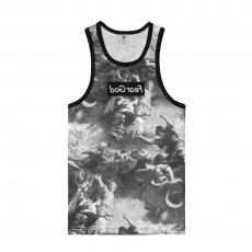Débardeur Cayler And Sons - Fear God Mesh Jersey - Black / White