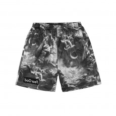 Short Cayler And Sons - Fear God Mesh Shorts - Black