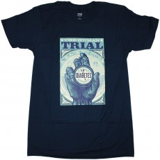 T-Shirt Obey - The Human Trial - Navy