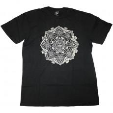 T-Shirt Obey - Mandala - Black