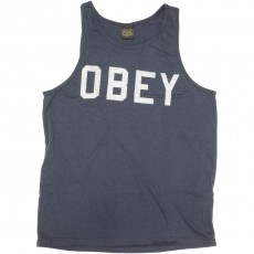 Débardeur Obey - Collegiate Obey - Mood Indigo