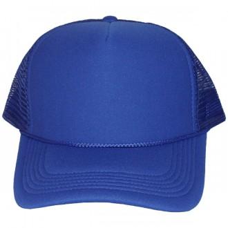 Casquette Trucker Masterdis - Royal Blue Baseball Cap