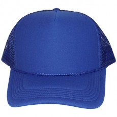 Casquette Trucker Masterdis - Royal Blue Baseball Cap