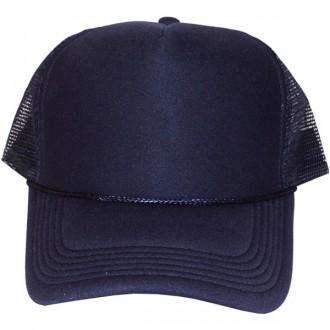 Casquette Trucker Masterdis - Navy Blue Baseball Cap