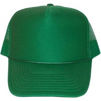 Casquette Trucker Masterdis - Kelly Green Baseball Cap