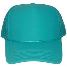 Casquette Trucker Masterdis - Turquoise Baseball Cap